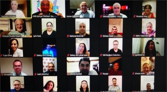 """""""Dijital Liderler Mersin'de Projesi""""nin Konuğu Arçelik Türkiye Pazarlama Direktörü Mehmet Tüfekçi Oldu"""