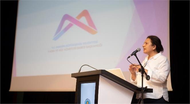 Kadının Gücü Mersin Büyükşehir Belediyesi'nde Dayanışmayla Artıyor