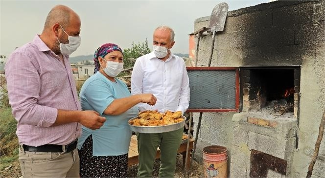 Ekşi Mayalı Ekmekler, Kooperatif Vasıtasıyla Kentin Farklı Noktalarında Satışa Sunulacak! Asırlık Girit Ekmeği, Akdeniz'de Yaşatılıyor