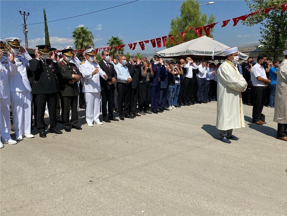 Şehit Askerimiz Gökhan Kılınç Mersin Mut'ta Toprağa Verildi