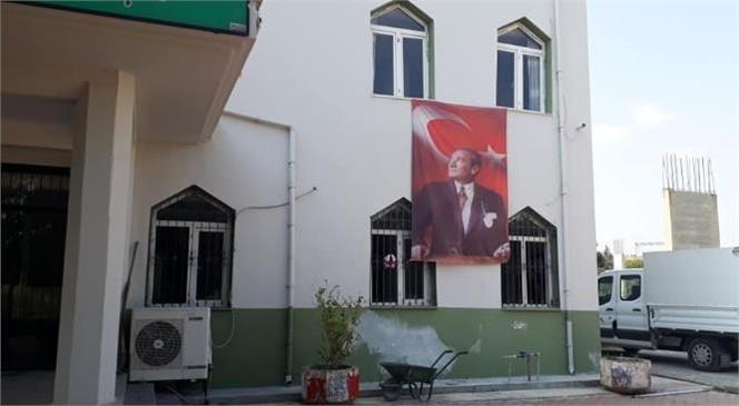 Yenice Sıdkı Baba Cemevi'nde Büyükşehir'den Onarım ve Tadilat Çalışması