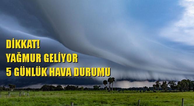 Mersin Hava Durumu: Yağmur Geliyor! Mersin Silifke, Tarsus, Çamlıyayla, Mut, Toroslar, Bozyazı, Akdeniz, Gülnar, Anamur, Erdemli, Aydıncık, Yenişehir ve Mezitli Hava Durumu