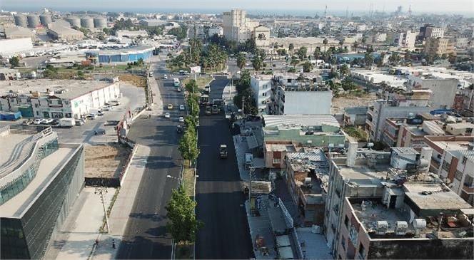 Büyükşehir Belediyesi, Sıcak Asfalt Çalışmalarında İlk Kez Multıplex Duyarga Sistemini Kullandı