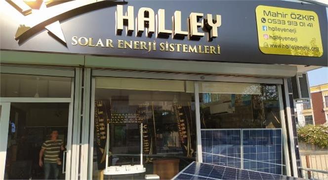 Halley Solar Enerji Sistemleri Tarsus'ta Açılıyor! Halley Enerji Sistemleri