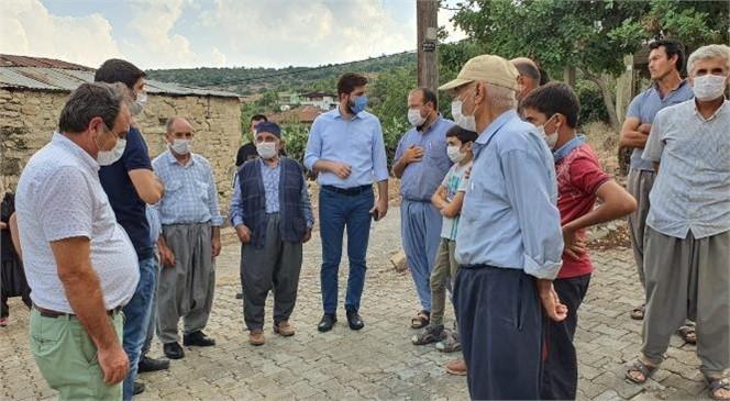 """Büyükşehir, Taşçılı Mahallesi'nin Sorunlarını Bir Bir Çözüyor! Ali Boltaç: """"Bu Daha Başlangıç, Birçok Hizmet Gelecek"""""""