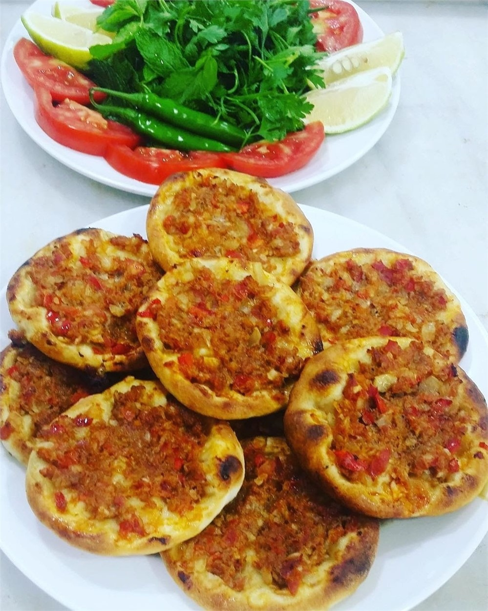 Tarsus'a 2 Coğrafi İşaretli Ürün Daha! Tarsus Fındık Lahmacunu ve Tarsus Kebabı da Artık Tescilli Yapıldı