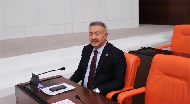 Milletvekili Özkan'dan 19 Ekim Muhtarlar Günü Mesajı