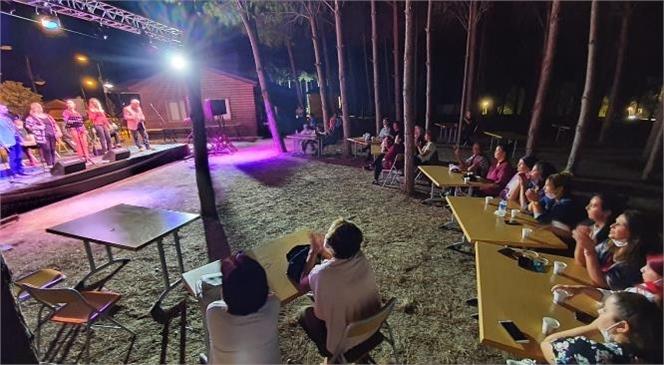 Gençlik Kampı'na Aydıncık'tan Misafir