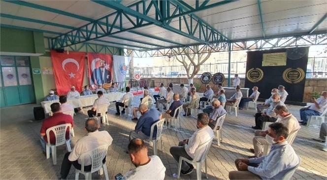 Büyükşehir Tarafından Tarsus'ta Şehitler İçin Kuran Okutuldu