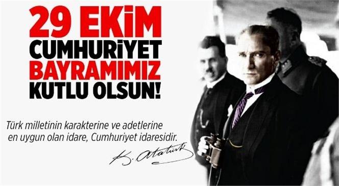 """Ali Boltaç: """"Türk Milletinin Karakterine ve Adetlerine En Uygun Olan İdare Cumhuriyet İdaresidir"""""""