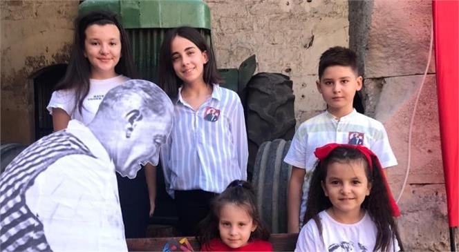 Hem Çocuklar Hem Kadınlar 29 Ekim Coşkusunu Büyükşehir'le Yaşadı