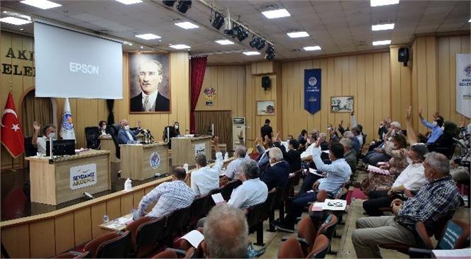"""Akdeniz Belediye Başkanı Gültak; """"Daha Çok İnsanımızı Kaybetmek İstemiyorsak Kentsel Dönüşüme Hız Vermeliyiz"""""""