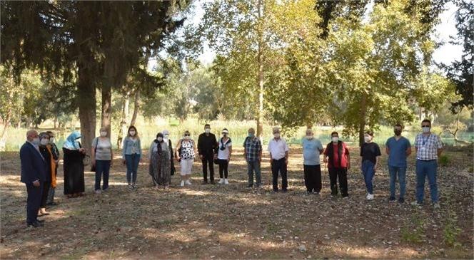 Büyükşehir Gençlik Kampı, Yaş Almış Vatandaşları Ağırlıyor