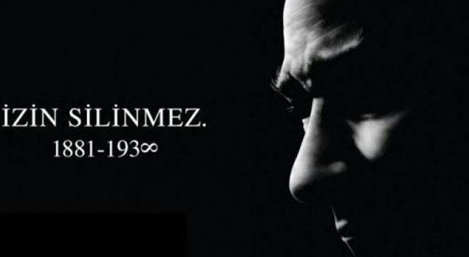 Mersin'de 10 Kasım Programı: Mersin İl Anma Komitesince 10 Kasım Büyük Önder Atatürk, Ölümünün 82. Yılında Düzenlenecek Anma Programı Duyuruldu