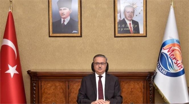Vali Su'dan 10 Kasım Atatürk'ü Anma Günü Mesajı