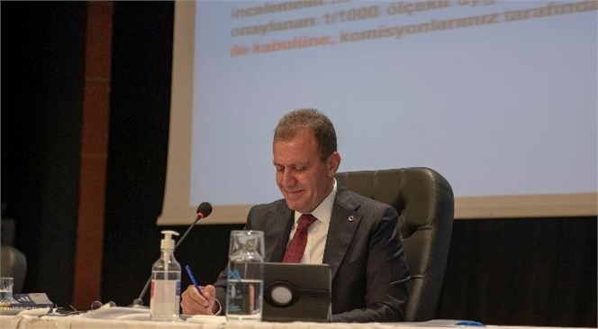 MESKİ'nin 25 Milyon TL'lik Ek Kredisine Gelirlerini Teminat Göstermesine Meclis'ten Onay