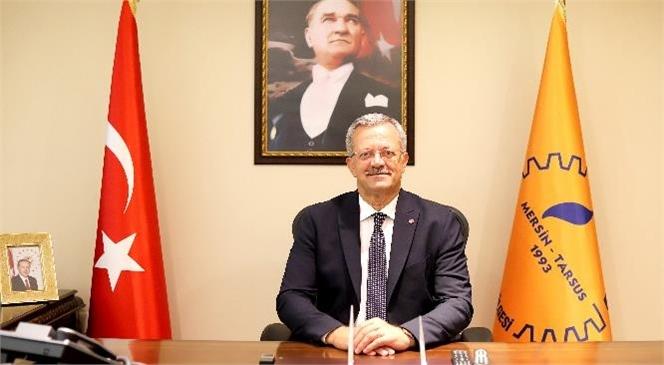 Sabri Tekli: Elvan'ın Ülkemize ve Mersin'e Faydalı Olacağı İnancındayız