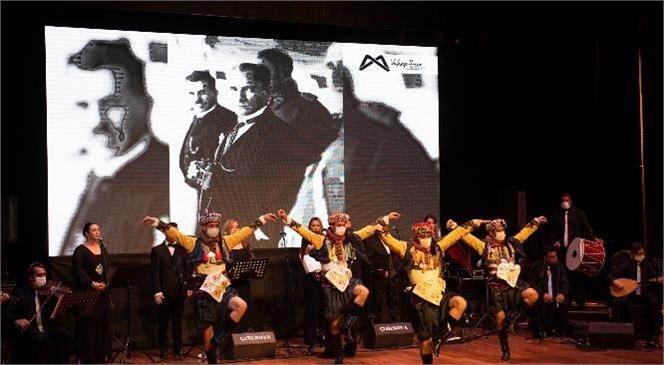Büyükşehir, 10 Kasım'a Özel Konser Düzenledi