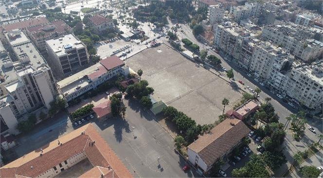 Kent Merkezine 2 Katlı Otopark ve Meydan Kazandırılıyor! Kent Merkezi Yakında Çok Daha Güzel Olacak