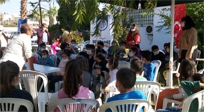 Akdeniz Belediyesi, Çocukların İçlerindeki Cevheri Keşfetmesini Sağlıyor