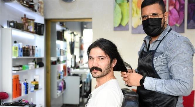 Bahadır'ın Saçları Kanser Savaşçılarına Moral Olacak