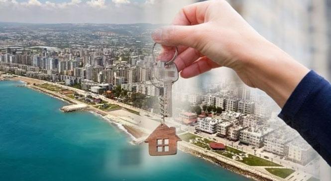 Konut Satışları 2020 Ekim Ayında Adana'da %17,3, Mersin'de %5,3 Azaldı! Türkiye'de 2020 Ekim Ayında 119 Bin 574 Konut Satıldı