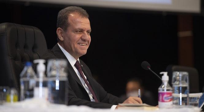 250 Milyon Liralık Borçlanma Talebi Meclis Üyelerinin Oybirliğiyle Komisyona Havale Edildi