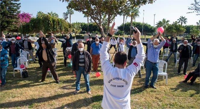 Dünya Koah Günü Dolayısıyla Yenişehir ve Tarsus Emekli Evi'nde Etkinlik Gerçekleştirildi
