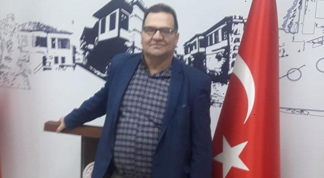 Mersin Tarsus'ta Kaymakamlık Personeli Taylan Özgür Temizkan Covid-19 Nedeniyle Vefat Etti