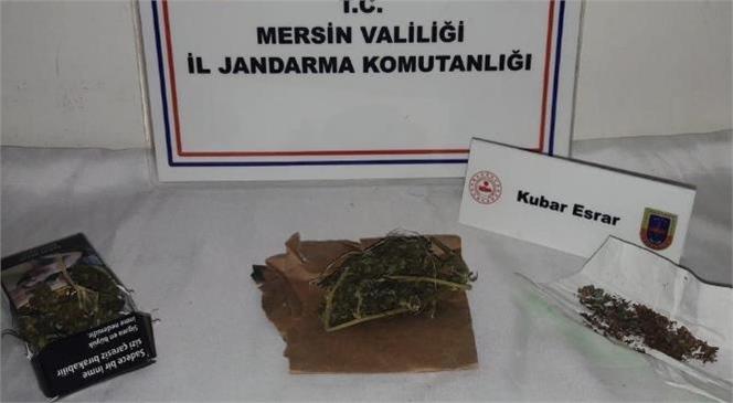 Mersin'in Tarsus İlçesindeki Uyuşturucu Operasyonunda 2 Şüpheli Gözaltına Alındı