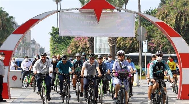 Büyükşehir, 'avrupa Hareketlilik Haftası 2020 Ulusal Ödülü'nü Almaya Hak Kazandı