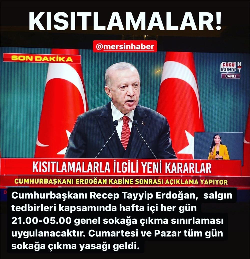 Cumhurbaşkanı Erdoğan Canlı Yayında Açıklama Yapıyor