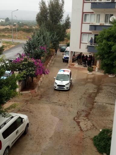 Mersin'de Korkunç Kadın Cinayeti! Mezitli'de Meydana Gelen Cinayet Olayında Katil, Öldürdüğü Tuba Ateş'in Başında Beklemiş