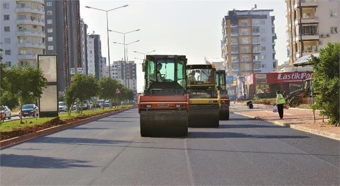 2. Çevre Yolu'nda Beklenen Sıcak Asfalt Atağı Başladı