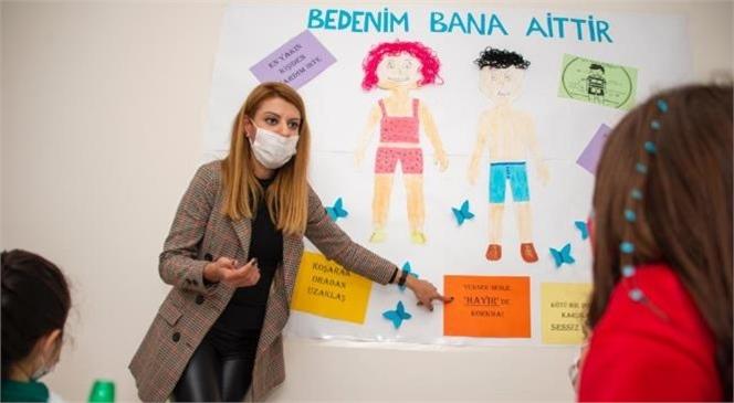 Mersin Büyükşehir, Kadın, Çocuk ve Aileye 2021'de 5.3 Milyon Lira Ayırdı