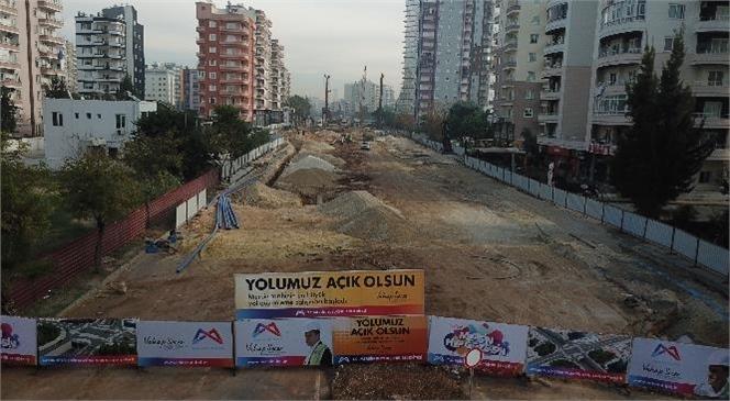"""Mersin'e 2021 Yılında 2 Yeni Katlı Kavşak ve 5 Yeni Köprü! Seçer: """"En Önemli Bütçeyi Ayırdığımız Kalemlerin Başında Yol Hizmetleri Geliyor"""""""