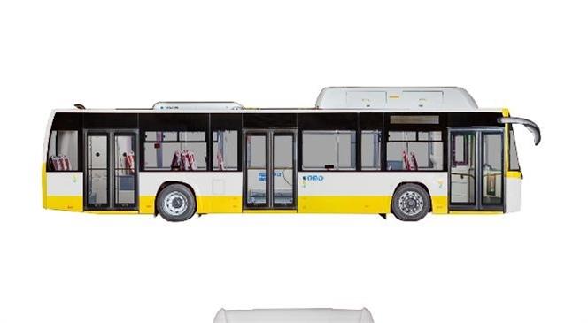 Mersin'e Sarı Limonlar Geliyor! 60 Bin Mersinli Yeni Otobüsler İçin Sarı Rengi Seçti