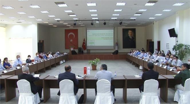 Mersin Büyükşehir'in Çevre Hassasiyeti Yeniden Belgelendi