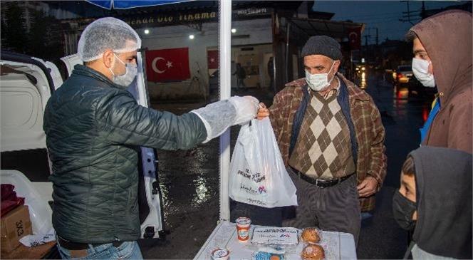 Tarsuslu Vatandaşlar da 3 TL'ye 3 Çeşit Yemek Yiyebilecek