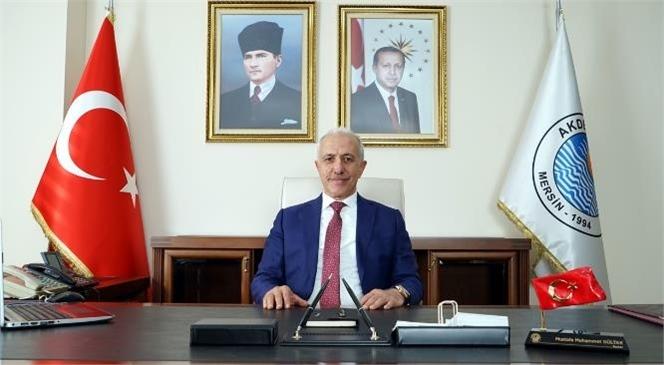 """Akdeniz Belediyesi, """"Sıfır Atık Belgesi"""" Almaya Hak Kazandı"""
