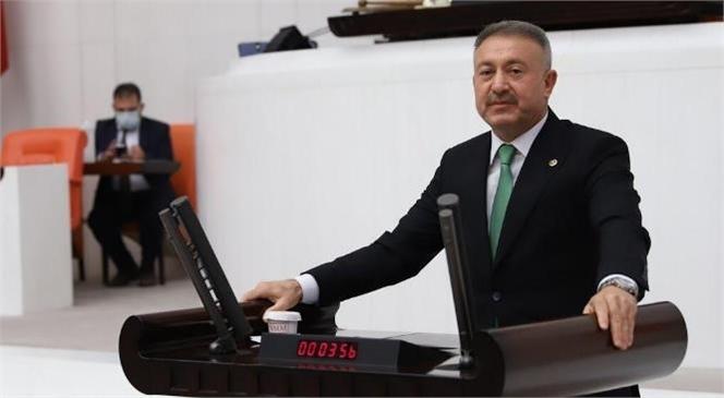 Koronavirüs Tedavisi Tamamlanan Mersin Milletvekili Özkan'dan, Teşekkür