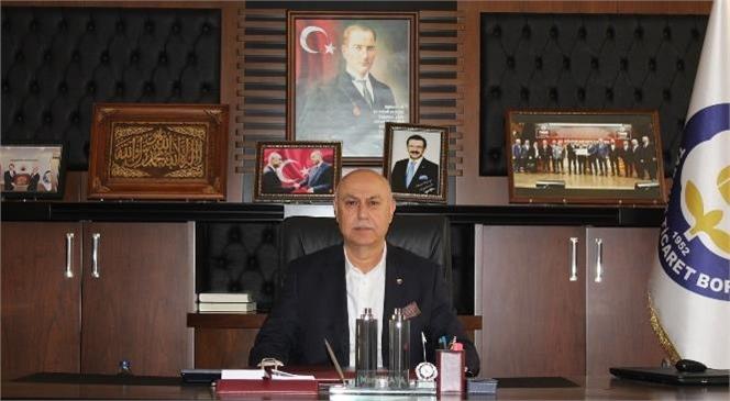 Başkan Murat Kaya'nın Yeni Yıl Mesajı