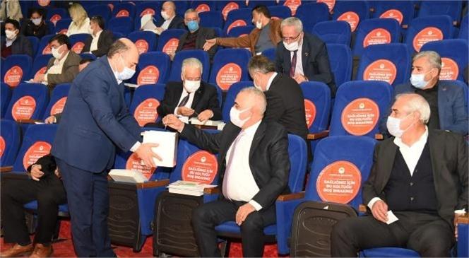 Toroslar Belediyesi, 2021 Yılının İlk Meclis Toplantısını Yaptı