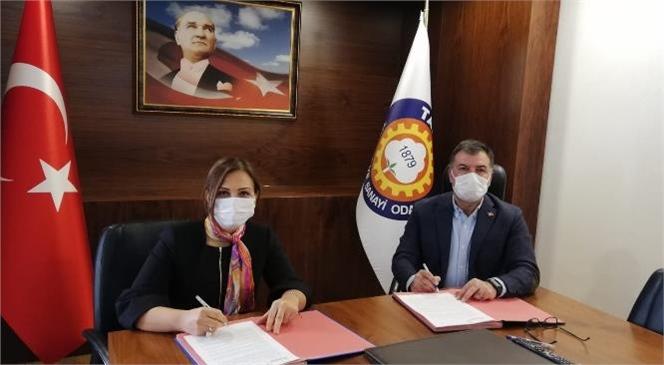 Tarsus TSO İle Halkbank Arasında Protokol İmzalandı
