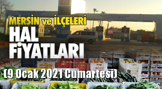 Mersin Hal Müdürlüğü Fiyat Listesi (9 Ocak 2021 Cumartesi)! Mersin Hal Yaş Sebze ve Meyve Hal Fiyatları