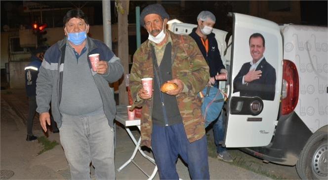 Gün Aydınlanmadan Yollara Düşen Tarım İşçilerine Sıcak Çorba