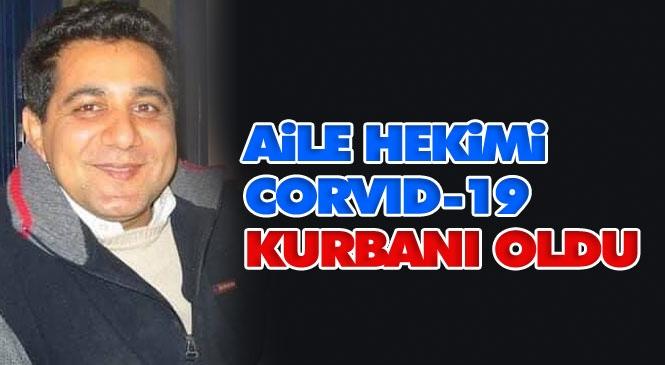 Mersin Erdemli'de Görev Yapan 52 Yaşındaki Doktor Mehmet Yaşar Karabacak Covid-19 Nedeniyle Hayatını Kaybetti