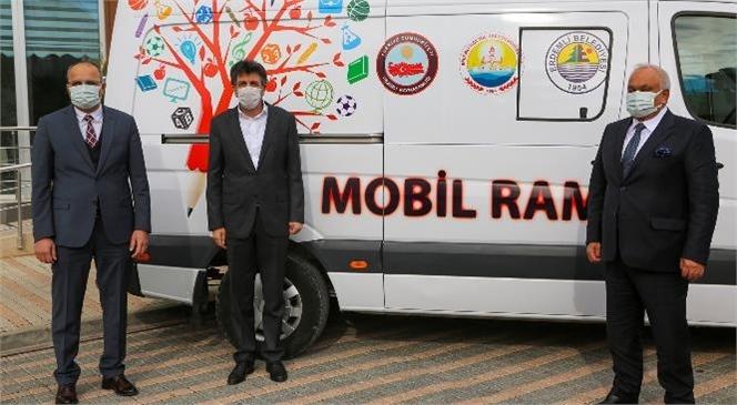 """""""Mobil RAM İle Engelleri Yok Ediyorlar"""""""