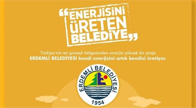 Mersin Erdemli'de GES Kurulacak! Belediye Başkanı Tollu'dan Güneş Enerji Sistemi