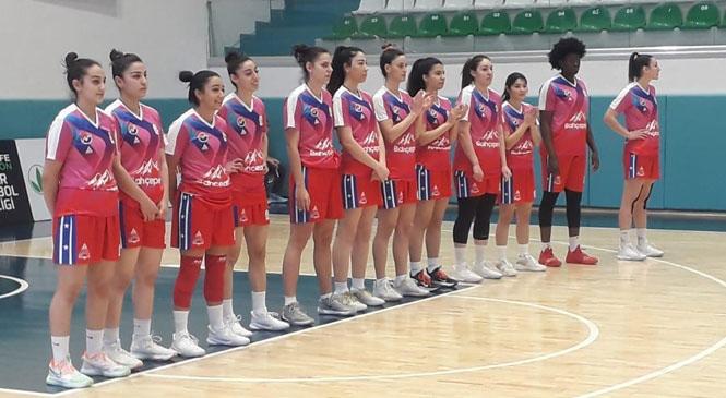 Büyükşehir Gsk, Türkiye Basketbol Ligi'nde Emin Adımlarla İlerliyor